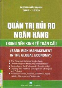 Quản trị rủi ro ngân hàng trong nền kinh tế toàn cầu