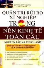 Quản Trị Rủi Ro Xí Nghiệp Trong Nền Kinh Tế Toàn Cầu - Nguyên Tắc Và Thực Hành