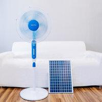 Quạt điện năng lượng mặt trời JD-S888