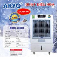 Quạt điều hòa Akyo AK-8000