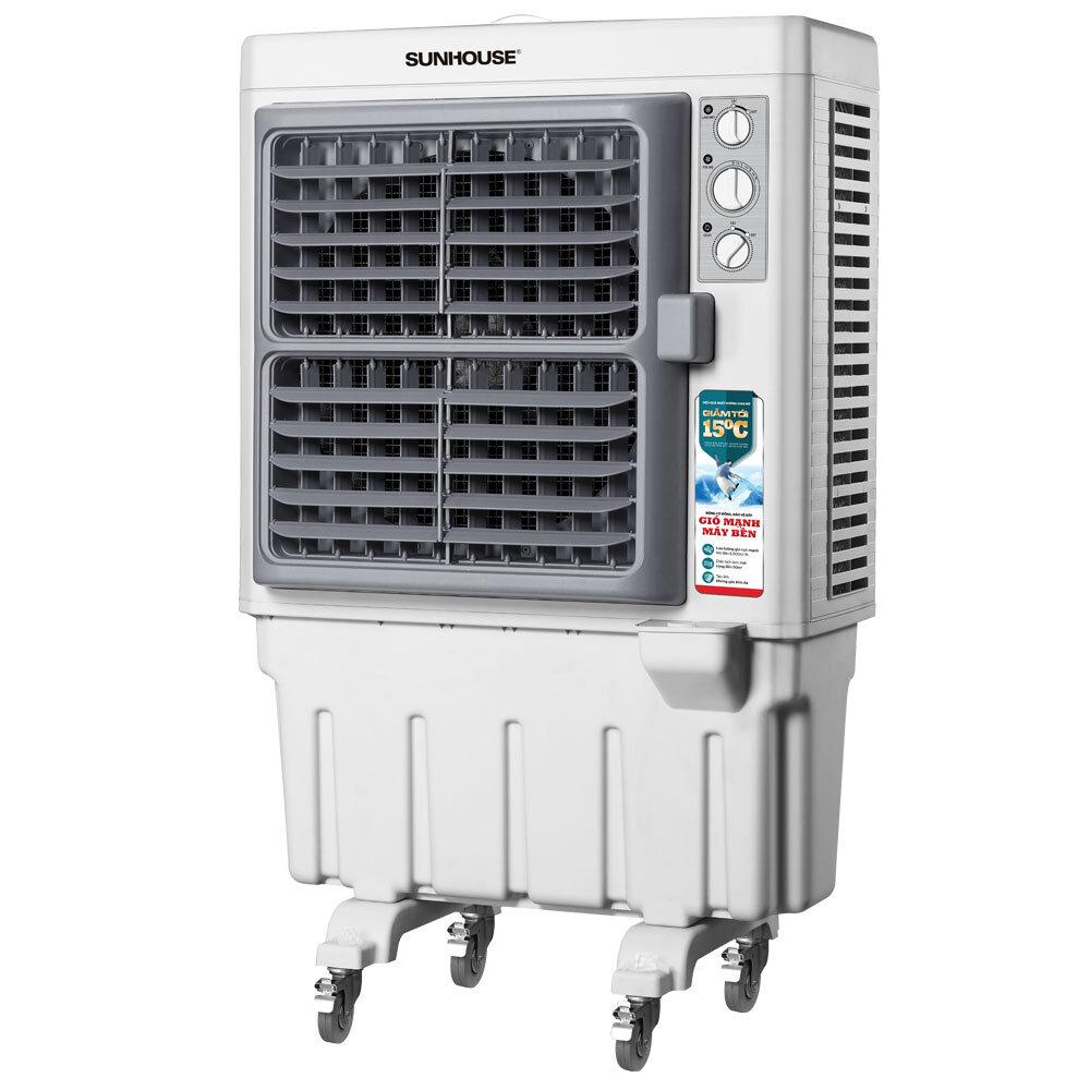 Quạt điều hòa không khí Sunhouse SHD7771 - 75 lít, 290W