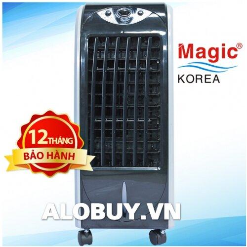 Quạt hơi nước Magic Korea A45 - màu đen, 65W