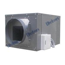 Quạt ly tâm hộp nối ống gió Deton RDF100