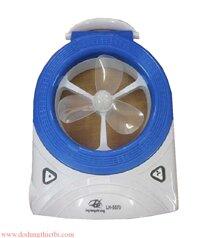 Quạt sạc kiêm đèn sạc đèn pin đa năng LH-5570