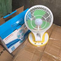 Quạt sạc tích điện Mini Fan M5580