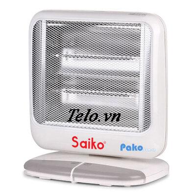 Quạt sưởi Saiko CH805 (CH-805) - Quạt sưởi carbon, 800W