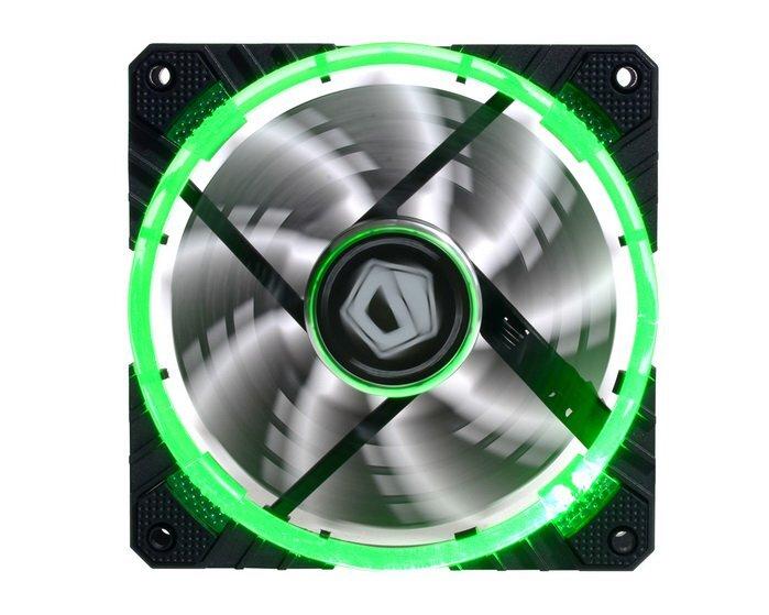 Quạt tản nhiệt ID Cooling Concentric Circular CF-12025