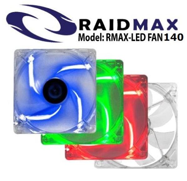 Quạt tản nhiệt Raidmax Fan140