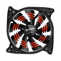 Quạt tản nhiệt Sharkoon Shark Blades Premium Fan - màu R/ Y/ B/ G