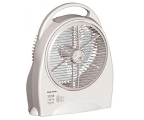 Quạt tích điện Asiavina QS1001 - 10 giờ