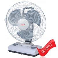 Quạt tích điện Gali GL-2012 - 3 giờ