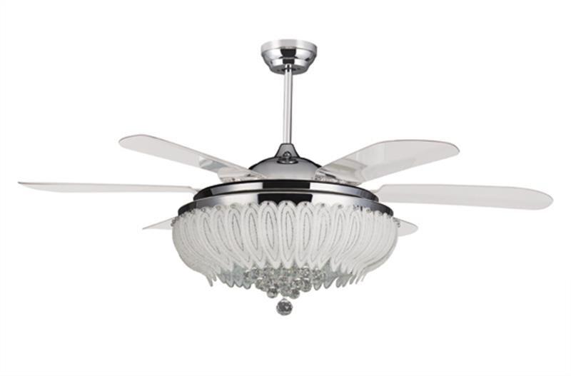 Quạt trần đèn 56WG-9058 - Quạt trần trang trí cao cấp