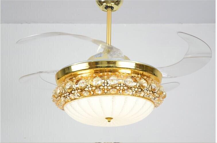 Quạt trần đèn cao cấp 44HD 9486
