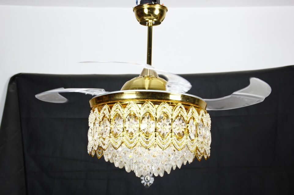 Quạt trần đèn cao cấp 44HD 9897