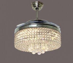 Quạt trần đèn cao cấp HD 6068