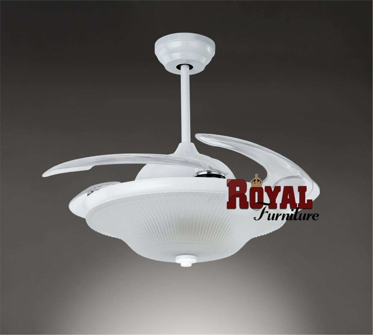 Quạt trần đèn chùm Royal 9020