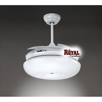 Quạt trần đèn chùm Royal CF-4100