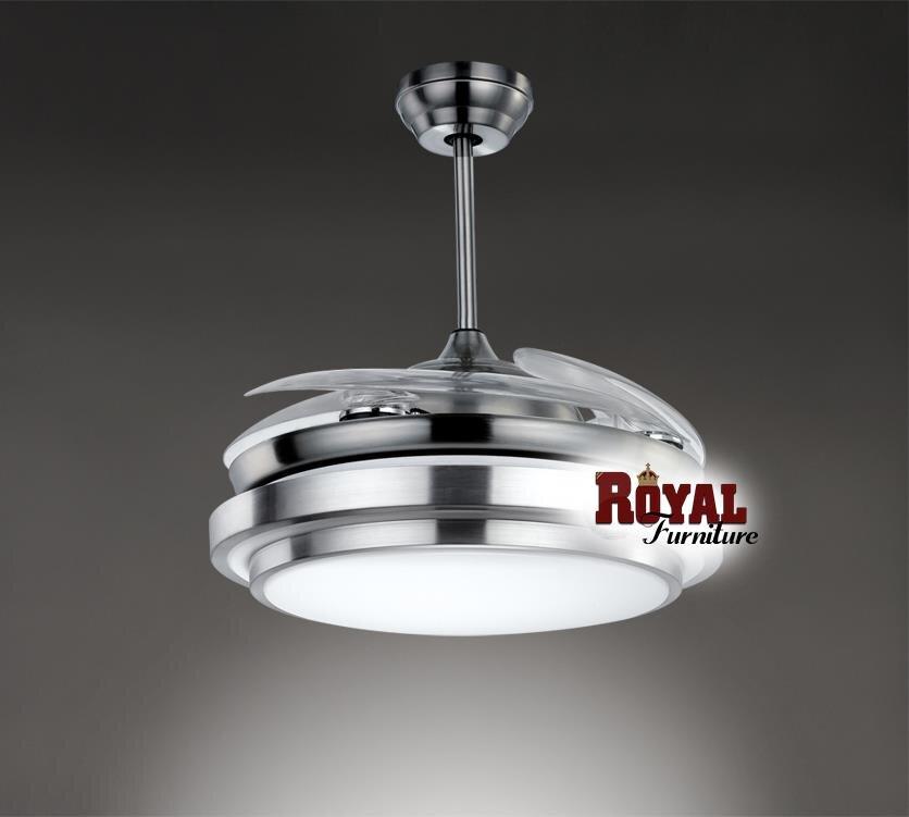Quạt trần đèn chùm Royal CF-1500