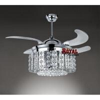 Quạt Trần Đèn Royal HA-9019