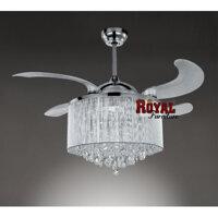 Quạt Trần Đèn Royal HA-9021