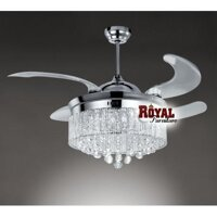 Quạt Trần Đèn Royal HA-9033