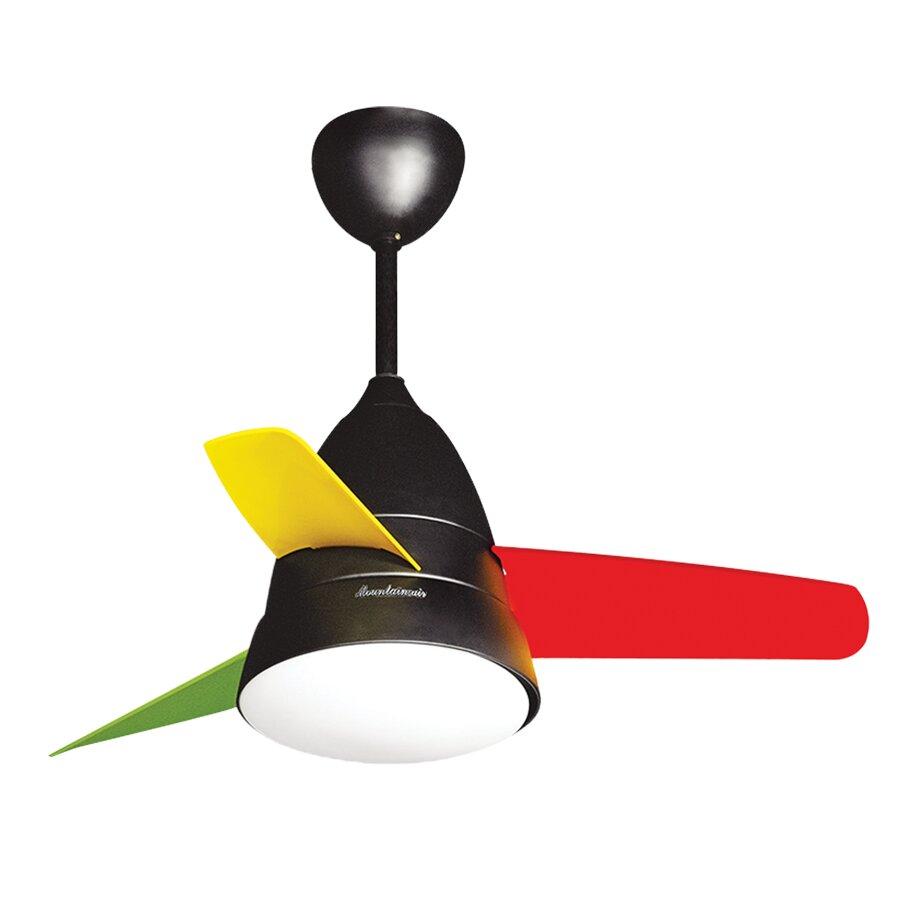 Quạt trần đèn trang trí 36WE - DC6025