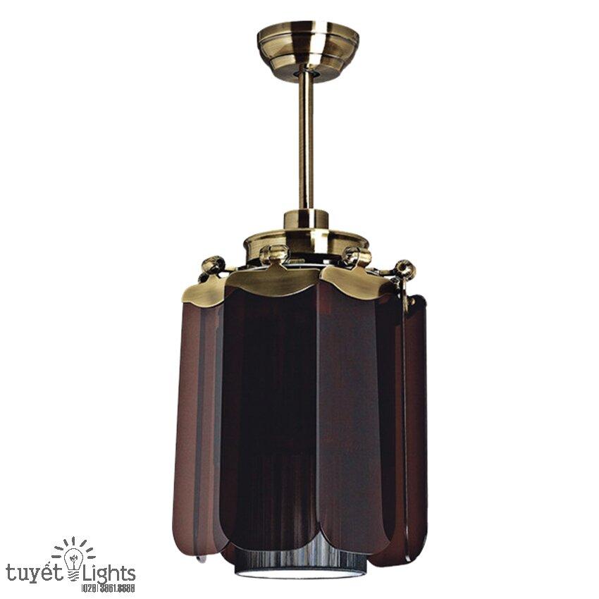 Quạt trần đèn trang trí 42WE - 0056