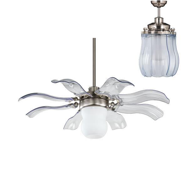 Quạt trần đèn trang trí Vento Fiore