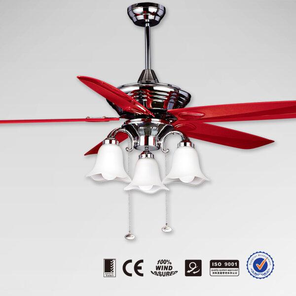Quạt trần đèn trang trí Mountain Air QAZ-7054C 80W