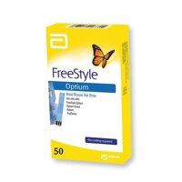 Que thử đường huyết FreeStyle Optium 50 que