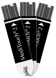 Que thử đường huyết Medisana Meditouch 2