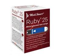 Que thử đường huyết MediSmart Ruby