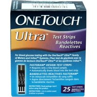 Que thử đường huyết One Touch Ultra 25 que