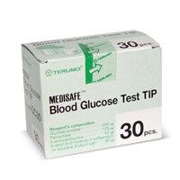 Que thử đường huyết Terumo