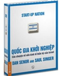 Quốc gia khởi nghiệp - Dan Senor & Saul Singer