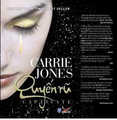 Quyến rũ - Carrie Jones