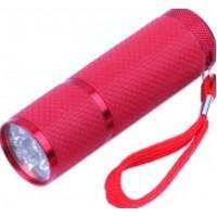 Đèn Pin cầm tay Teronic 9 LED