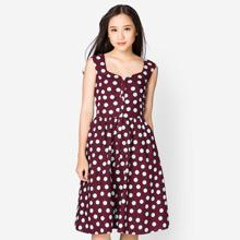 Đầm xòe hoa dễ thương Cocoxi 11DT16