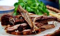 Thịt trâu gác bếp Sơn La 0.5kg