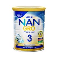 Sữa bột Nestle Nan Gro 3 - hộp 900g (dành cho trẻ từ 1-3 tuổi)