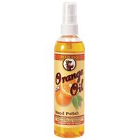 Nước lau sạch bóng đồ gỗ nội thất hương cam Howard Orange Oil OR0008, 236ml