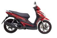 Xe máy Suzuki Hayate 125 SS Fi