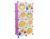 Tủ nhựa đa năng Bảo Thy 8 ngăn Hồng Mặt Cười