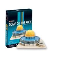 Mô hình 3D Đền thờ DomeOfTheRock CubicFunC714H