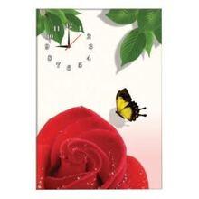 Tranh đồng hồ Thế Giới Tranh Đẹp DH50-2