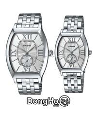Đồng hồ đôi Casio MTP-E114D-7ADF và LTP-E114D-7ADF