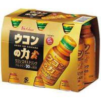 Nước tinh nghệ giải rượu Ukon No Chikara - 100 ml