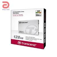 Ổ SSD SSD Transcend  SSD230S 128Gb SATA3 (đọc: 560MB/s /ghi: 500MB/s)