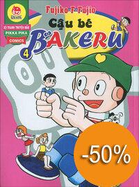 Cậu bé Bakeru (trọn bộ 5 tập)