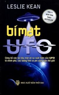 Bí mật UFO - Leslie Kean